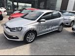 Foto venta Auto Seminuevo Volkswagen Polo 1.6L Base 5P (2017) color Plata precio $160,000