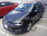 Foto venta Auto Seminuevo Volkswagen Polo 1.6L Base 5P (2017) color Gris precio $173,000