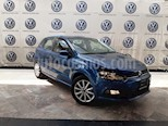 Foto venta Auto usado Volkswagen Polo 1.6L Comfortline 5P (2019) color Azul precio $229,000
