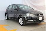 Foto venta Auto usado Volkswagen Polo 1.6L Comfortline 5P (2018) color Negro precio $198,000