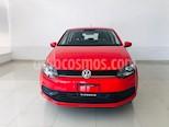 Foto venta Auto usado Volkswagen Polo 1.6L Comfortline 5P (2019) color Rojo precio $204,000