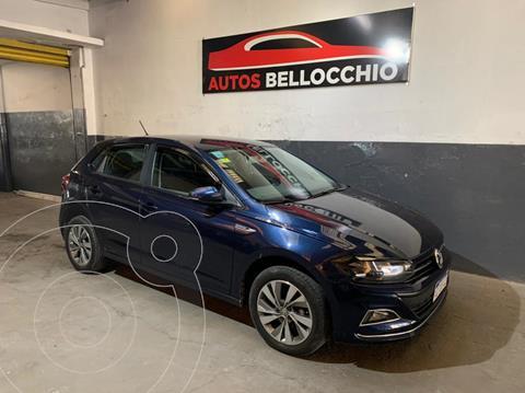 Volkswagen Polo Comfortline usado (2018) color Azul precio $1.750.000