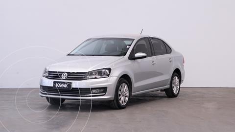 Volkswagen Polo Comfortline usado (2017) color Plata Reflex precio $1.440.000