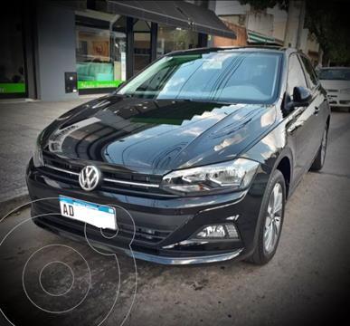 Volkswagen Polo Comfortline Tiptronic usado (2018) color Negro precio u$s14.000