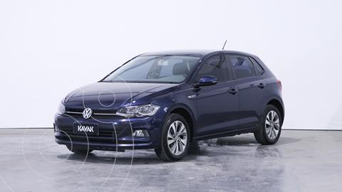 Volkswagen Polo Comfortline usado (2019) color Azul precio $2.210.000