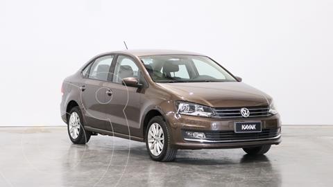 Volkswagen Polo Comfortline usado (2018) color Marron precio $1.740.000