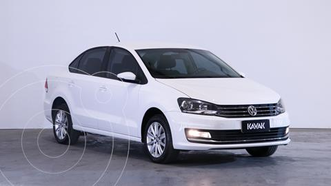 Volkswagen Polo Comfortline usado (2018) color Blanco Candy precio $1.780.000