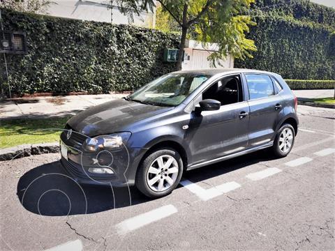 Volkswagen Polo 1.6L Comfortline 5P usado (2015) color Gris precio $135,000
