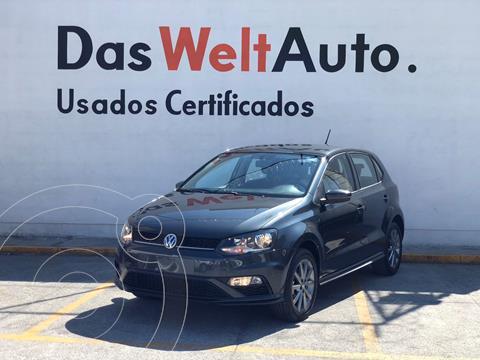 Volkswagen Polo COMFORTLINE PLUS L4 1.6L ABS BA AC TM usado (2020) color GRIS CARBON precio $260,000