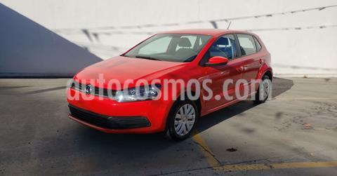 Volkswagen Polo 1.6L Base 4P usado (2019) color Rojo precio $159,900