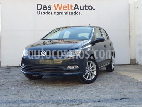 Volkswagen Polo 1.6L Base 4P usado (2019) color Gris Oscuro precio $229,700