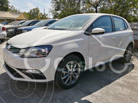 Volkswagen Polo DESING SOUND 1.6L L4 105HP TIPTRONIC usado (2020) color Blanco precio $219,500