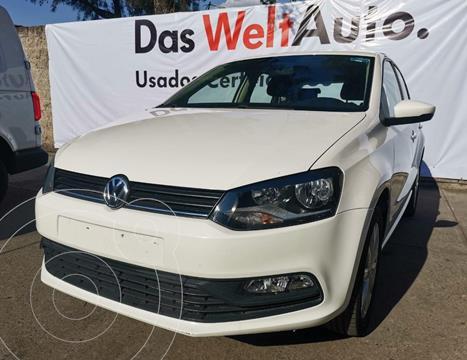 Volkswagen Polo COMFORTLINE PLUS L4 1.6L ABS BA AC TIP usado (2020) color Blanco precio $225,000