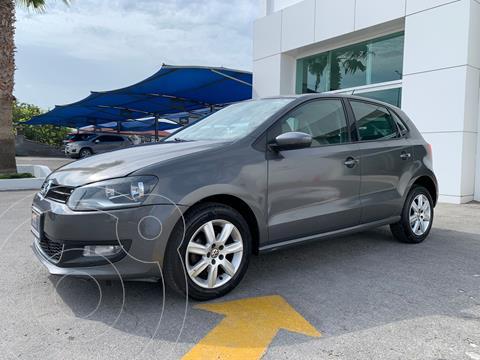 Volkswagen Polo 1.6L Comfortline 5P usado (2013) color Gris precio $161,000