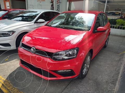 Volkswagen Polo COMFORTLINE PLUS L4 1.6L ABS BA AC TM usado (2020) color Rojo Flash precio $255,000
