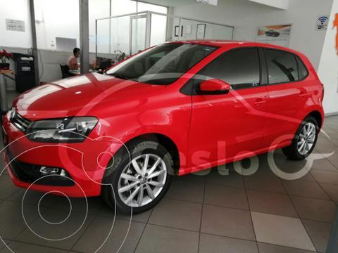 Volkswagen Polo DESING SOUND 1.6L L4 105HP TM usado (2020) color Rojo Flash precio $219,500