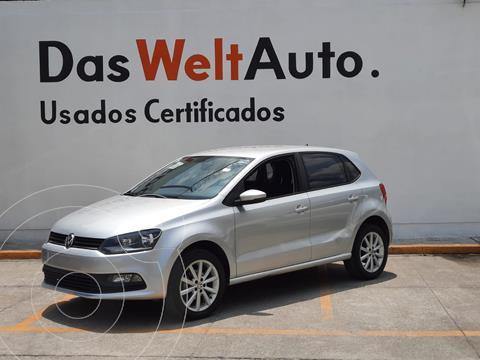 Volkswagen Polo STARTLINE 1.6L 105HP STD usado (2020) color Plata Reflex precio $235,000