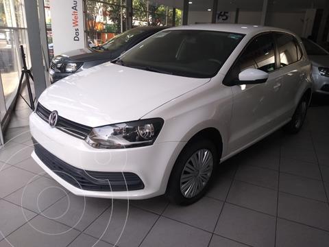 Volkswagen Polo STARTLINE 1.6L 105HP STD usado (2019) color Blanco Candy precio $209,500