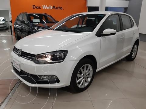 Volkswagen Polo DESING SOUND 1.6L L4 105HP TIPTRONIC usado (2020) color Blanco Candy precio $235,000