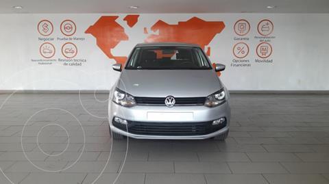 Volkswagen Polo COMFORTLINE PLUS TM usado (2021) color Plata precio $281,000
