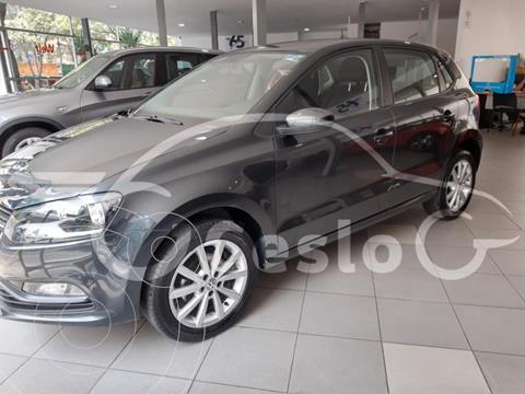 Volkswagen Polo DESING SOUND 1.6L L4 105HP TIPTRONIC usado (2020) color Gris precio $225,500