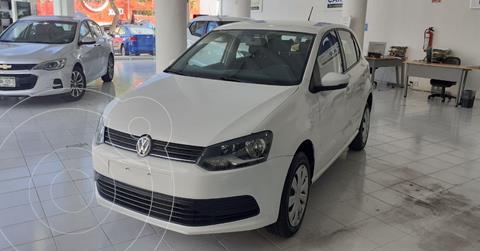 Volkswagen Polo 1.6L Comfortline 5P usado (2019) color Blanco precio $163,900