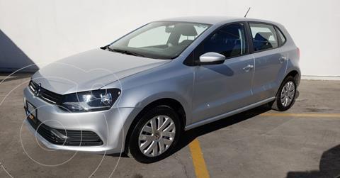 Volkswagen Polo 1.6L Base 5P usado (2019) color Plata Dorado precio $154,900