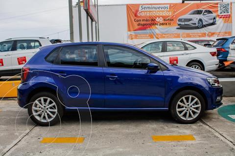 Volkswagen Polo DESING SOUND 1.6L L4 105HP TM usado (2020) precio $239,990