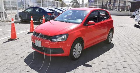 Volkswagen Polo 1.6L Base 5P Ac usado (2019) color Rojo precio $154,900