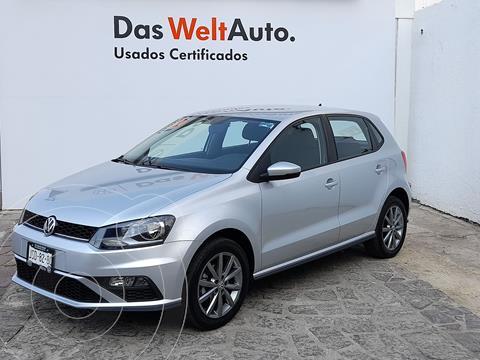 Volkswagen Polo 1.6L Base 4P usado (2020) color Plata Dorado precio $238,000
