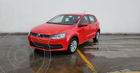 Volkswagen Polo 1.6L Base 5P usado (2019) color Rojo precio $154,900