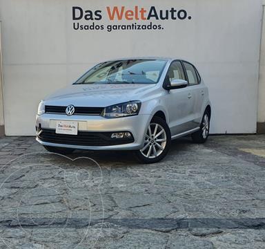Volkswagen Polo 1.6L Base 4P usado (2020) color Plata Dorado precio $220,000