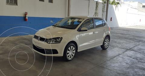 Volkswagen Polo 1.6L Base 5P usado (2019) color Blanco precio $154,900