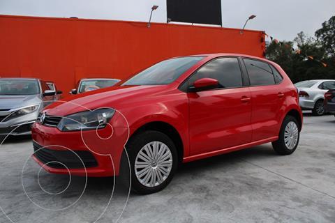 Volkswagen Polo STARTLINE 1.6L 105HP STD usado (2020) color Rojo Flash precio $269,990