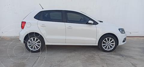 Volkswagen Polo DESING SOUND 1.6L L4 105HP TM usado (2020) color Blanco precio $239,500