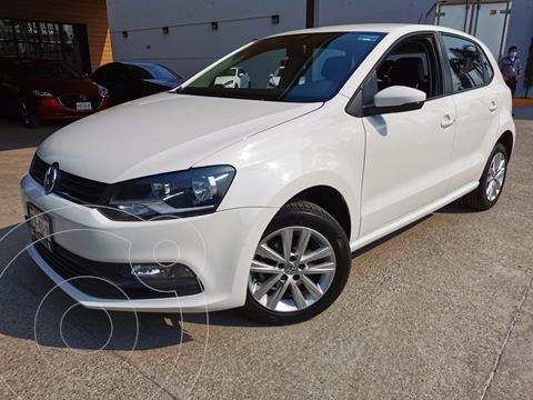 Volkswagen Polo 1.6L Base 5P usado (2017) color Blanco precio $200,000