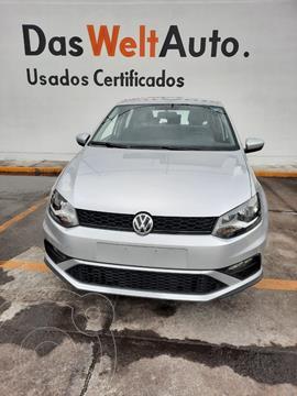 Volkswagen Polo COMFORTLINE PLUS L4 1.6L ABS BA AC TIP usado (2020) color Plata Reflex precio $255,000