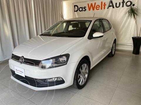 Volkswagen Polo DESING SOUND 1.6L L4 105HP TIPTRONIC usado (2020) color Blanco precio $224,000