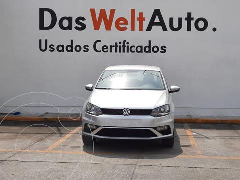 Volkswagen Polo STARTLINE 1.6L 105HP STD usado (2020) color Plata Reflex precio $240,000