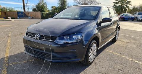 Volkswagen Polo 1.6L Base 5P Ac usado (2019) color Gris precio $149,900