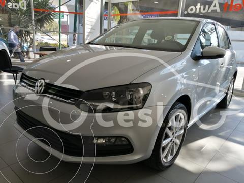 Volkswagen Polo DESING SOUND 1.6L L4 105HP TIPTRONIC usado (2020) color Plata precio $225,500