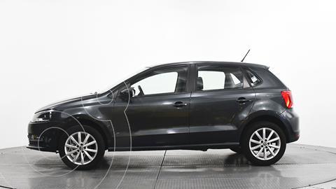 Volkswagen Polo 1.6L Base 4P usado (2020) color Gris Oscuro precio $237,800