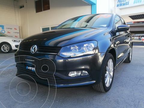 Volkswagen Polo 1.6L Comfortline 5P usado (2020) color Gris precio $230,000