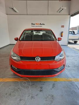 Volkswagen Polo COMFORTLINE PLUS L4 1.6L ABS BA AC TIP usado (2020) color Rojo Flash precio $255,000