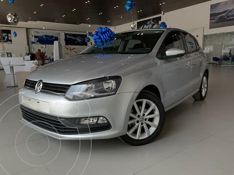 Volkswagen Polo 1.6L Base 5P usado (2019) color Plata Dorado precio $230,000