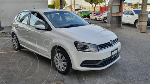 Volkswagen Polo 1.6L Base 5P usado (2019) color Blanco precio $190,000