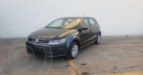 Volkswagen Polo 1.6L Base 5P Ac usado (2019) color Gris precio $139,900