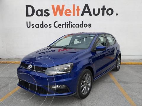 Volkswagen Polo COMFORTLINE PLUS L4 1.6L ABS BA AC TM usado (2020) color Azul precio $265,000