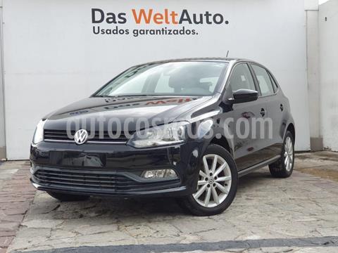 Volkswagen Polo 1.6L Base 4P usado (2019) color Negro precio $230,000