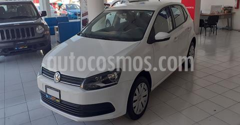 Volkswagen Polo 1.6L Comfortline 5P usado (2019) color Blanco precio $159,900